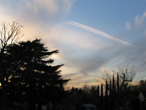 It's the sky, isn't it?